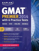 Kaplan GMAT Premier with Access Code [With DVD]