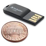 Store 'n' Go Micro USB 2.0 Drive, 16GB, Black