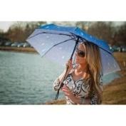 Elite Rain Mini Triple-Fold Print Umbrella Pattern