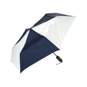 Windjammer Auto Open & Close Umbrella - Alternating Panels