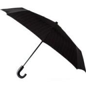 Leighton Kensington Auto Open Close Umbrella-Black