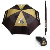 Team Golf Purdue Boilermakers NCAA 62 Inch Double Canopy Umbrella