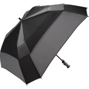 WindPro Gellas Auto Open Vented Square Golf Umbrella - Alternating Panels