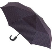 Fulton Chelsea Umbrella City Stripe Black