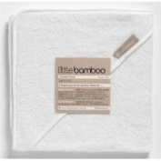 Little Bamboo Baby 104 30W x 30D Hooded Towel