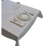 Nouvelle Legende® Tablecloth - Commercial Grade 130cm . by 290cm . White