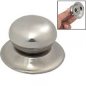 SourcingMap Universal Cookware Pot Glass Lid Cover Replacement Knob