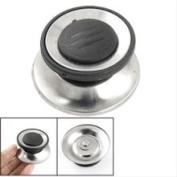 SourcingMap Universal Cookware Pot Plastic Grip Glass Lid Cover Knob