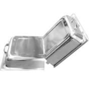 Thunder Group SLRCF7100 Stainless Steel Hinged Dome Cover