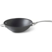 Calphalon 30.5cm . Nonstick Contemporary Nonstick Flat Bottom Wok. JR155