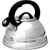 Prime Pacific PPD3001SS Stainless Steel Whistling Tea Kettle