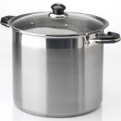 Prime Pacific PPD21Q 18.9l Stainless Steel Stock Pot