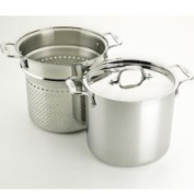 All-Clad Stainless 6.6l. Pasta Pentola with Lid