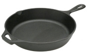 Lodge 26.04 cm / 10.25 inch Cast Iron Round Skillet/Frying Pan