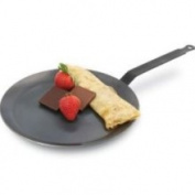 Paderno World Cuisine 21.9cm Carbon Steel Crepe Pan 1 EAA4172522