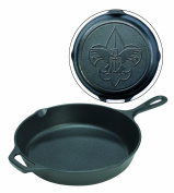 Boy Scouts of America Engraved Cast Iron Cookware by Lodge Logic