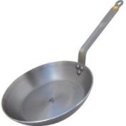 De Buyer Mineral B Iron Frying Pan - 260mm diameter.