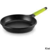 Fundix by Castey Nonstick Cast Aluminium Induction Fry Pan with Removable Red Handle, 28cm