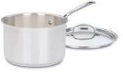 Cuisinart 7194-20 Chef's Classic Stainless 3.8l Saucepan with Cover