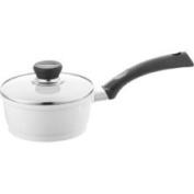 Berndes 697602 SignoCast Pearl Ceramic Coated Cast Aluminum 1.25 Quart Covered Saucepan