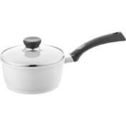 Berndes 697603 SignoCast Pearl Ceramic Coated Cast Aluminum 2 Quart Covered Saucepan