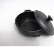Old Mountain Pre Seasoned Cast Iron Mini Dutch Oven 2 Cups 10180