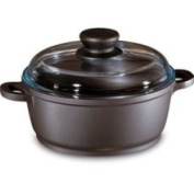 Berndes 674437 1. 23.7l. Dutch Oven With High Dome Cover-Lid