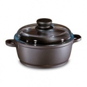 Berndes 674030 6.6l. Dutch Oven with High Dome Cover-Lid