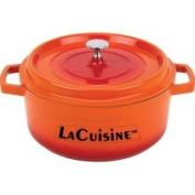 LaCuisine Cast Alum Casserole Pan w/ Cvr KTALLC9