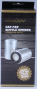 Cellardine ZapCap Stainless Steel Bottle Opener with Free Neoprene Bottle Insulator