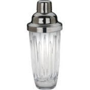 Reed & Barton Crystal Cocktail SHAKER,SOHO Collection