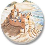 Sand Castle Car Coaster Single