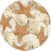 Thirstystone TS2205 Natural Sandstone Coaster Set Seaside Treasures