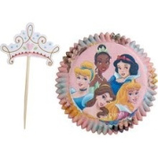 Wilton Disney Princess Combo Pack 24ct 415-8880