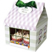 Meri Meri Cupcake Box Flower Shop, Large 3-Pack