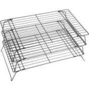 Kitchen Craft 40 x 25 Cm Non-Stick 3-Tier Cooling Rack