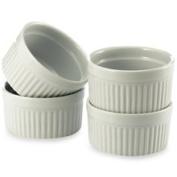 Harold Import Co. Inc. 98005A Porcelain Ramekin Bowls - Set of Four