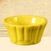 Festiware 120ml China Floral Ramekin Yellow 48/CS