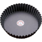 20.3cm Non-stick Tart / Quiche Pan Deep Design with Removable Bottom