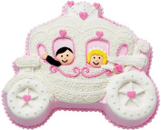Novelty Cake Pan-Princess Carriage 35cm x 30cm X2""