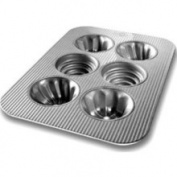 USA Pans 6-Well Variety Cakelette Pan