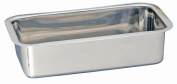 Kitchen Supply Stainless Steel Loaf Pan 21.6cm by 11.4cm