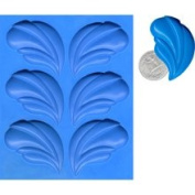 Pastry Impressions Silicone Mould Ostrich Plume