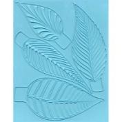 Chicago School ST006 Silicone Mould Amazon Leaves Showpeel
