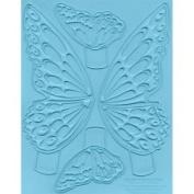 Chicago School ST002 Silicone Mould Jasmine Butterflies Showpeel