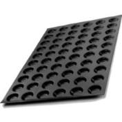 """Flexipan Mini Tartlet 15ml 42mm Dia x 10mm Deep (1-5/8"""" Dia x 3/8"""" Deep) 60 Cavities"""