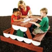 Swing-N-Slide Picnic Table