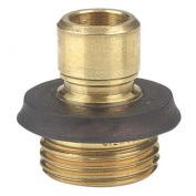 Gilmour 09QCM Hose End Brass Male Quick Connector