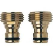 Melnor Industries Brass Male Quick Connector Inch - 47C
