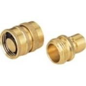 Mintcraft GB9615 - Brass Quick Connector 1.9cm